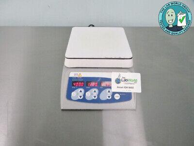 Vwr Digital Hotplate Stirrer Ceramic Top 7 X 7 With Warranty See Video
