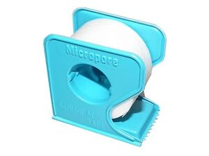 MICROPORE Paper Surgical Tape 1