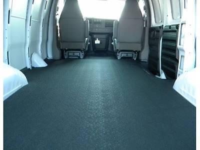 Bed Rug VTTC11 VanTred Rubber Cargo Area Floor Liner