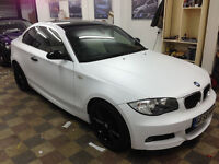 Matte Satin White Vinyl / LOWEST PRICE in GTA / Wrap your car