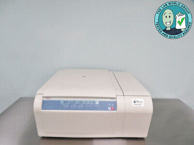 Thermo Sorvall St40r Refrigerated Centrifuge With Warranty See Video