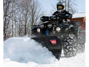 FREE Install on every Snow plow we sell