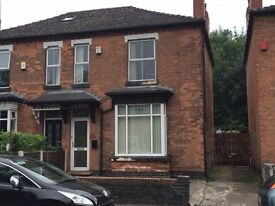 Double Rooms Available in Recently Refurbished House Share Near Erdington Train Station