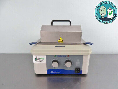 Fisher Isotemp Water Bath 2219 - 5l With Warranty See Video