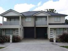 NEAR NEW DUPLEX-STYLE 4-BEDROOM TOWNHOUSE IN REVESBY Revesby Bankstown Area Preview