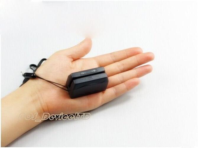 Mini300 PVC Portable Card Reader Compatible Writer MSR/ MSRE206 omplete
