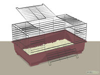 WANTED : Rabbit cage