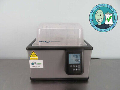 Vwr General Purpose Water Bath Wb05 89501-464 With Warranty See Video
