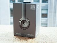 Beats Solo2 Wireless - Special Edition Space Gray
