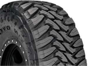 Four NEW LT265/70/17 Toyo Open Country Mud Terrain