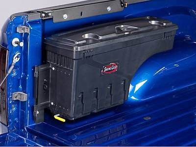 Undercover Swing Case Toolbox Driver Side  Fits  2005 2017 Nissan Frontier