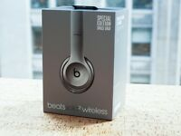 Brand New Beats Solo 2 Wireless - SPECIAL EDITION SPACE GREY [UNOPENED]