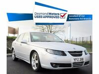 2008 Saab 9-5 1.9 TDI Automatic with only 2 previous owners