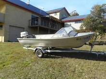 de Havilland Runabout, 25hp outboard Cygnet Huon Valley Preview