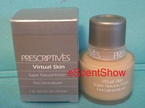 Prescriptives Virtual Skin Super Natural Finish