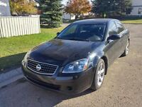 06 Nissan Altima v6 3.5 SE leather loaded 135000km  $4700 firm