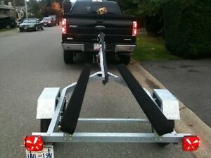 New Galvanized Boat Trailer 10' to 15' - $595 (Surrey)