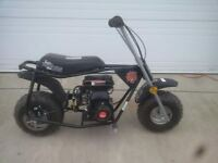 Dirt Bug Mini Bike, little use, almost new. Will trade for Wii U