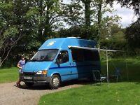 Campervan - Ford Transit Custom 1994