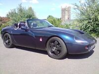 TVR Griffith 5.2lt Convertable
