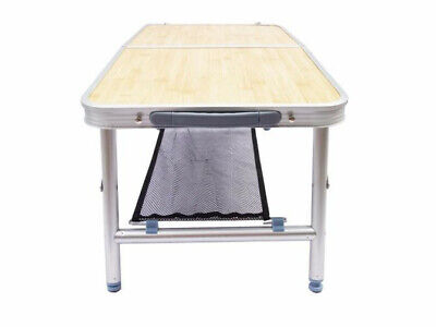 Best ChoiceProducts Folding Table Portable Plastic Indoor Outdoor Picnic Party ()