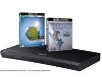 Samsung UBD-M9000/XU Ultra 4K HD Blu-Ray Player,