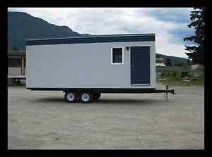 Mobile Site Office Trailers