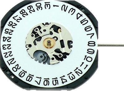 Seiko / Hattory Quartz Movement Date @ 3 VX42 Watch Parts for sale  Shipping to India