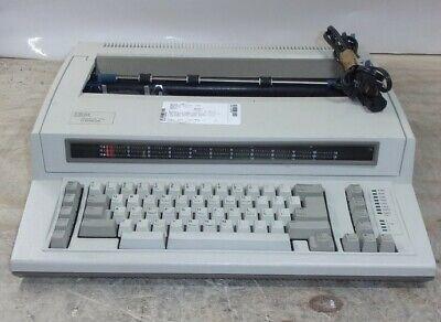 Ibm Lexmark Wheelwriter 1000 6781-024 Personal Electronic Typewriter