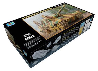 Trumpeter 9360923 Sd.Kfz.186 Jagdtiger 1:16 Jagdpanzer Modellbausatz