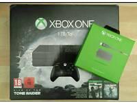 XBOX ONE 1TB - Tomb Raider Edition +13 games