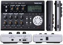 Recorder Tascam DP-004 Digital Four Track with power supply & SD Greenwich Lane Cove Area Preview