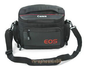 Digital Camera Case Bag for Canon EOS 1100D 1000D 600D 550D 60D 5D 7D 50D 1D SLR