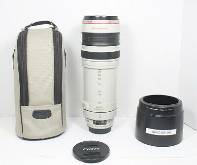 CANON EF 100-400mm L IS USM Lens for EOS 1Dx 1D 6D 7D 5D III IV T7i 80D 90D etc