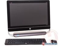 HP envy 23 touch smart