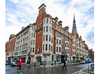 W1W - Fitzrovia Office Space ( 3 Month Rent Free ) Limited Offer !!