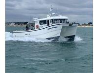 Sea Fishing Trips Poole Quay