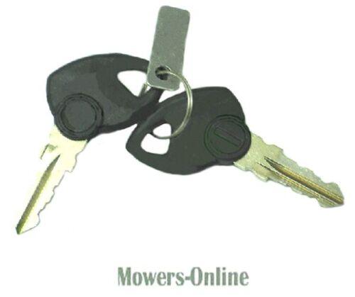 MOUNTFIELD 1436M RIDEON LAWNMOWER IGNITION KEYS 118210022//0