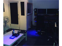 Furnished Music Studio