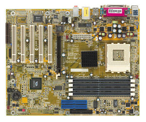 DFI Motherboard AD77 Pro