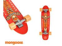 "Mongoose 29"" Cruiser Skateboard Totem. RRP £69.99. Brand New in original packaging."