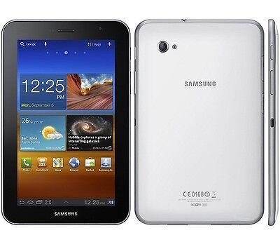 SAMSUNG GALAXY TAB GT-P6200 16GB, TABLET WI-FI + 3G (UNLOCKED), 7IN - WHITE