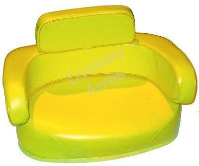 John Deere 2510 2520 4320 4520 3 Piece Seat Cushion Set