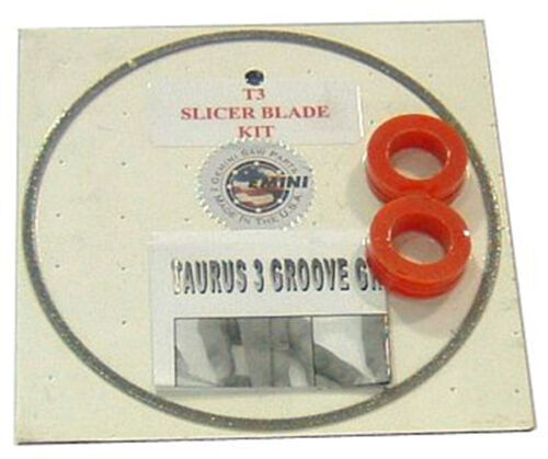Stained Glass Gemini Taurus 3 Slicer Replacement Blade