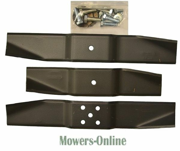 "Westwood / Countax Tractor 36"" & 38"" Cutting Blade Kit 40505200"