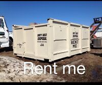 BIN RENTALS.  AND. JUNK REMOVAL.  SERVICES IN Simcoe county