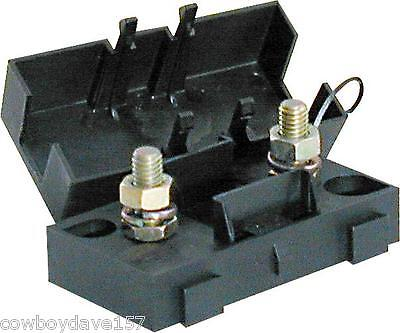 Bussmann Cooper HMID  Fuse holder with Cover.  AMI Fuses  MIDI fuses