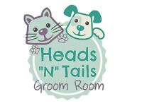 "Heads ""N"" Tails Groom Room and Dog Walking Services"