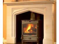 Fireline FX8 Multi Fuel Woodburning Stove Wood Burner