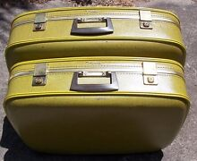 Triplite Nesting Travel Luggage (from 1969 maybe?) Gorokan Wyong Area Preview